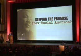 2015 Martin Luther King Day Event At the Coolidge Corner Theater.