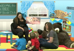 """Bear Snores On"" BEE Bear Book Club S.1 Ep.7"