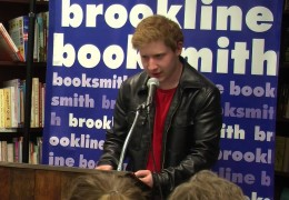 BHS Poetry Fest at the Brookline Booksmith