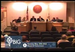 Board of Selectmen 5/20/14