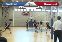 Boys Varsity Volleyball 4/28/14