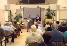 Brookline Community Aging Network (BCAN) Annual Meeting 2014