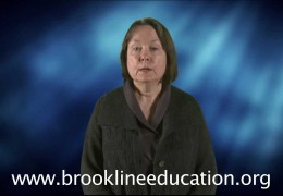 Brookline Education Foundation PSA
