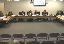 Brookline School Committee 12/20/12