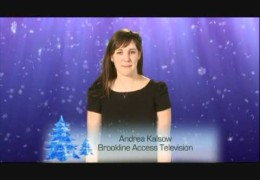 Holiday Shop Local PSA Brookline Access Television