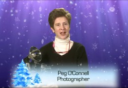 Holiday Shop Local PSA Peg O'Connell