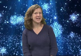 Peg O'Connell wishes you Happy Holidays