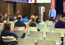 Superintendent's Open Forum at The Runkle School 11/5/13
