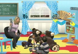 """The Little Engine That Could"" BEE Bear Book Club S.1 Ep.2"