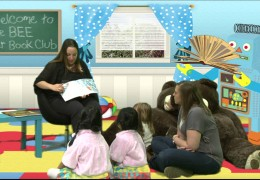"""The Snowy Day"" BEE Bear Book Club S.1 Ep.1"