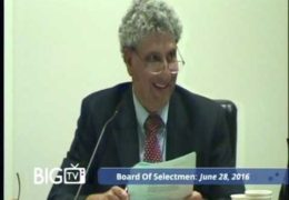 Board of Selectmen 06/28/16
