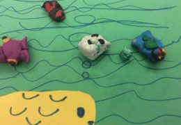 Lincoln Claymation 2