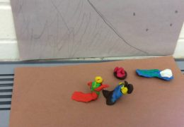 Lincoln Claymation 5