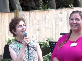 Cooking up Jazz at The Goddard House: Claudia Eliaza Trio 8/25/16