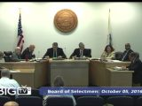 Board of Selectmen 10/5/16