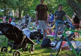 Brookline Rec. presents Summer Concert Series
