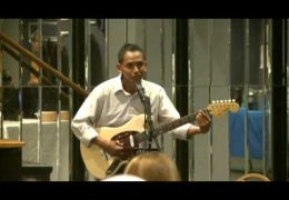 "The Sister City Project Event ""A Taste of Brookline"": Song Excerpt"