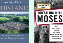 Anthony Flint Adult Education Lecture Series
