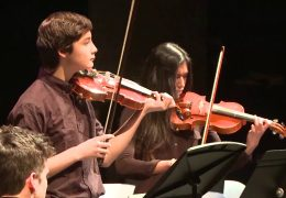 Brookline High School Chamber Music Concert February 11th 2016