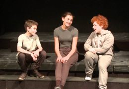 Brookline High School Performing Arts: The Giver 12/9/15