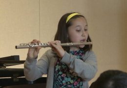 Brookline Music School Honor's Recital