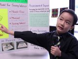 Brookline youth develop environmentally-aware inventions at Piece's Youth Climate Adaptaion