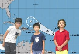Eureka Science Weather Report Group 3