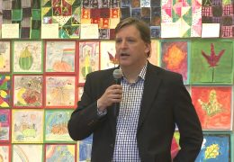 Friends of the Brookline Library Guest Speaker Anthony Amore 6/7/17