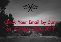 11 Day Film Sprint at BIG   Sign Up by October 26, 2017