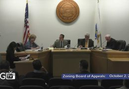 Zoning Board of Appeals 10/2/17