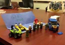 12 05 2017 Early Release Stop Motion Class at Brookline Interactive Group