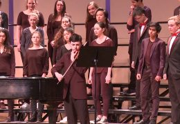 BHS Performing Arts Winter Concert: December 14, 2017