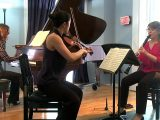 Brookline Music School Faculty Artists March 4, 2018