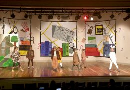 Lincoln School Play August 3, 2018