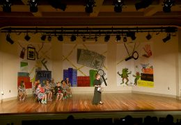 Lincoln School Play July 20, 2018