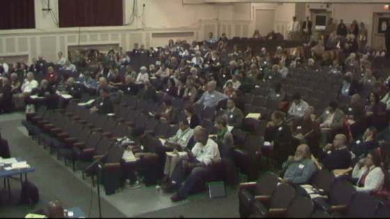 Live Stream of Brookline Town Meeting