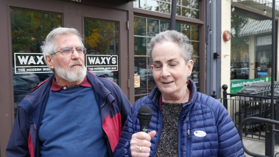 Brookline St. Mary's Residents Protest Retail Marijuana Shop