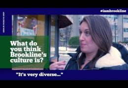 #IAmBrookline: What Do You Value About Brookline?