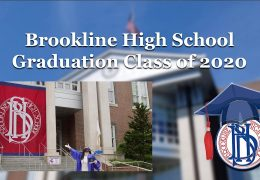 Brookline High School Graduation 2020