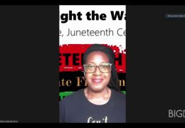 Light the Way: Brookline, Juneteenth Celebration