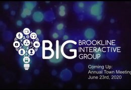 Brookline Town Meeting Summer 2020 – Night 1