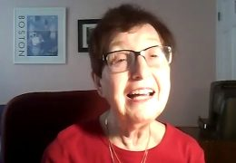Tommy Vitolo Interviews Elenore Parker