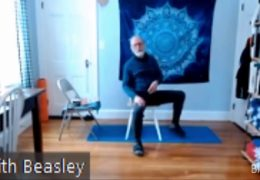 Gentle Yoga at the Public Library of Brookline – April 16th, 2021