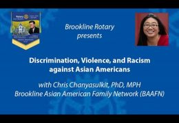 Discrimination, Violence, and Racism against Asian Americans