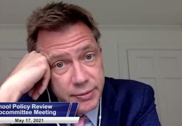 School Policy Review Subcommittee Meeting – May 17, 2021